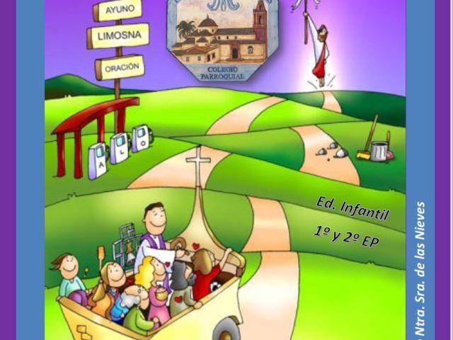Cartel Celebración Cuaresma (Infantil, 1º, 2º, 3º y 4º Primaria)_001