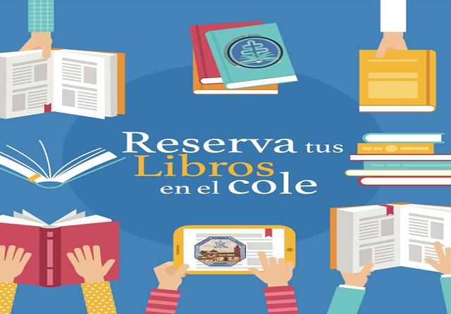Reserva tus libros en el cole1