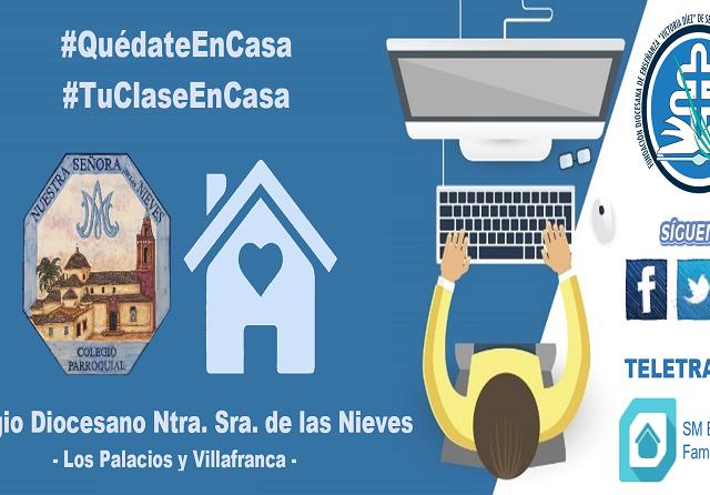 Banderola #QuédateEnCasa