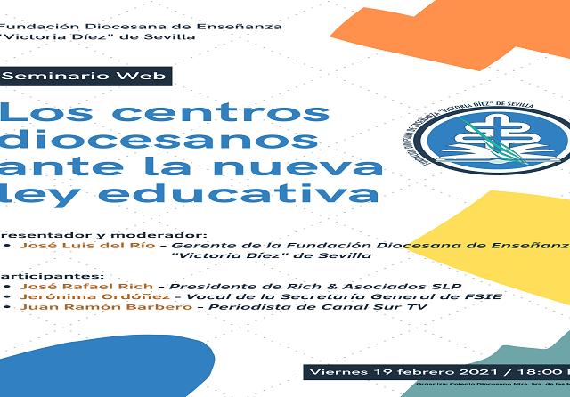 Cartel publicitario Seminario Web (Fundación) (1)