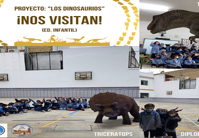 Dinosaurios (Ed. Infantil)
