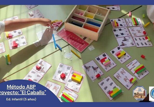 Método ABP - Proyecto El Caballo IV (Ed. Infantil 5 años) (1)