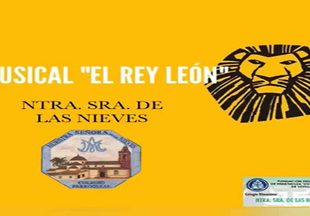 Rey León (Ed. Infantil)